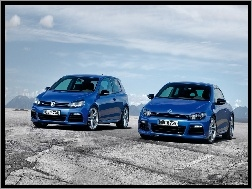 Golf, VW, Scirocco